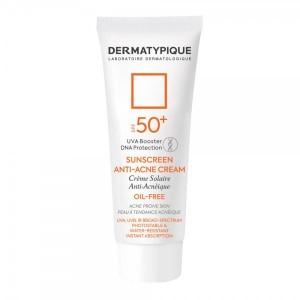 ضد آفتاب پوست چرب و جوشدار +SPF50 درماتیپیک